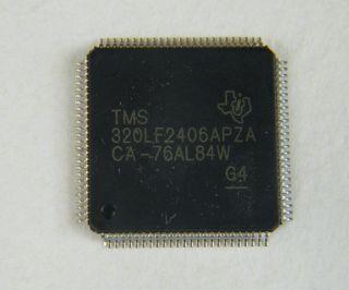 TMS320LF2406APZA 16BIT DSP LQFP100 TEXAS INSTRUMENTS