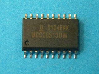UCC28513DW CONTROLLER PFC/PWN  SOIC20 TEXAS INSTRUMENT