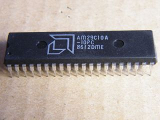 AM29C10A-10PC AMD 16BIT MICOPROGRAM CONTROLLER DIP40