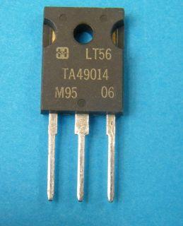 TA49014 30A 600V  IGBT HARRIS TO247
