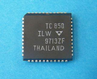 TC850ILW 15-Bit, Fast Integrating CMOS A/D Converter PLCC44 TELTON