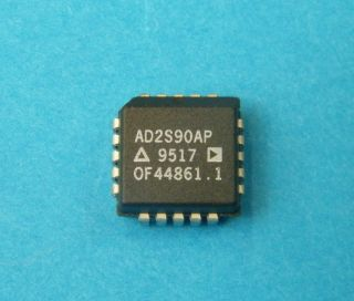 AD2S90AP  12BIT RESOLVER TO DIGITAL CONVERTER PLCC20 ANALOG DEVICES