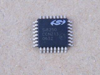 SI8250CCNZ PIGITAL POWE CONTR. SILICON LAB LQFP32