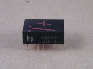 HP5082-7752  COMON ANOD DISPLAY   HP