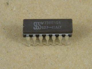 V7311T1S4 SGS CERAMIC DIP14