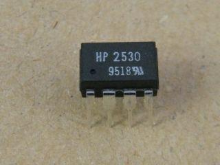 HCPL2530 HP DUAL CHANEL OPTOCOPLER DIP8