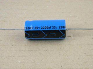ELETTROLITICO ASSIALE 2200UF 35V 16X35MM LELON