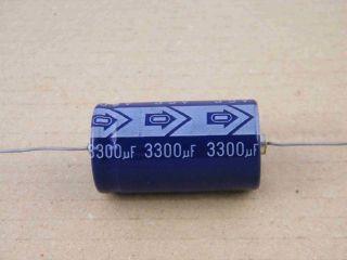 ELETTROLITICO ASSIALE 3300UF 40V 22X40MM SANHWA