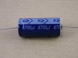 ELETTROLITICO ASSIALE 4700UF 16V 18X40MM SANHWA