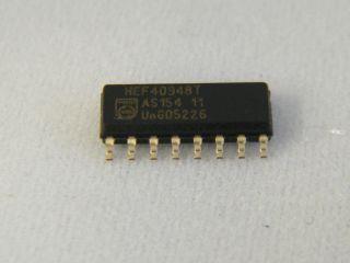 CD4094D HEF4094BT  SO16 8 BIT SHIFT REGISTER 4094