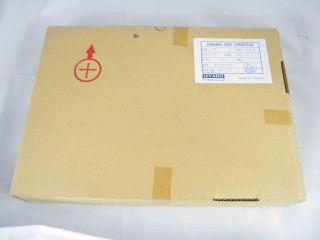 BOX 2000PZ  CERAMICO DISCO 10PF  50V NPO  HITANO HB1H100KB516A 10P